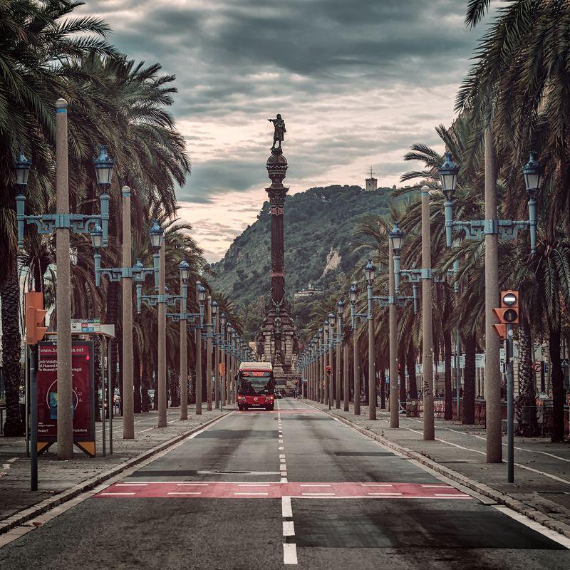 #barcelona #larambla #street #phototrip #festusfish \
