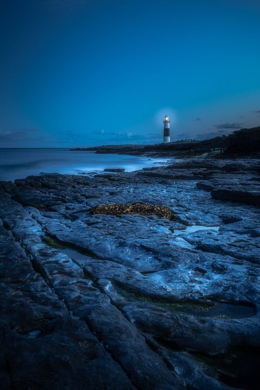 longexposure, ireland, night, lighthouse Inisheer Lighthousephoto preview