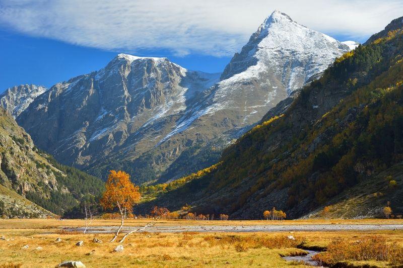 горы осень узункол мырды Осенний Узунколphoto preview