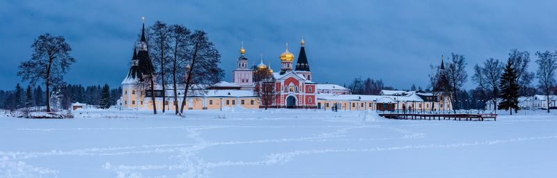 Валда́йский И́верский Богоро́дицкий Святоозе́рский монасты́рьphoto preview