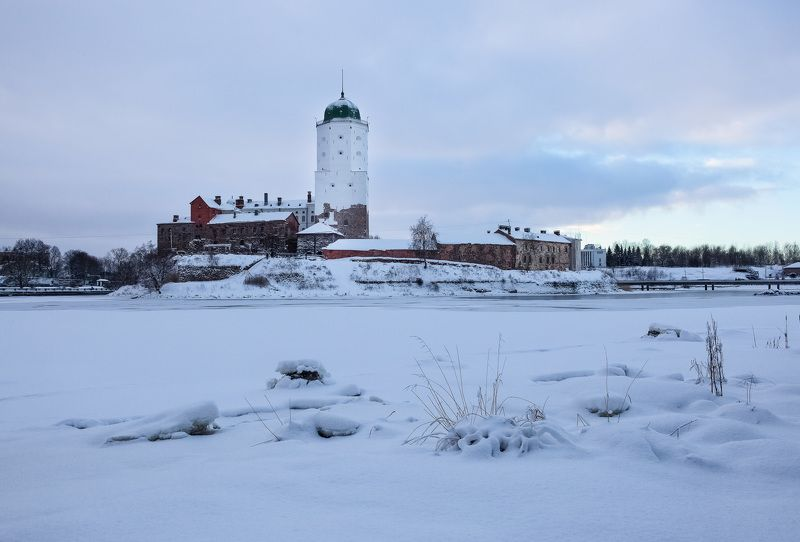 Зимний Выборгphoto preview