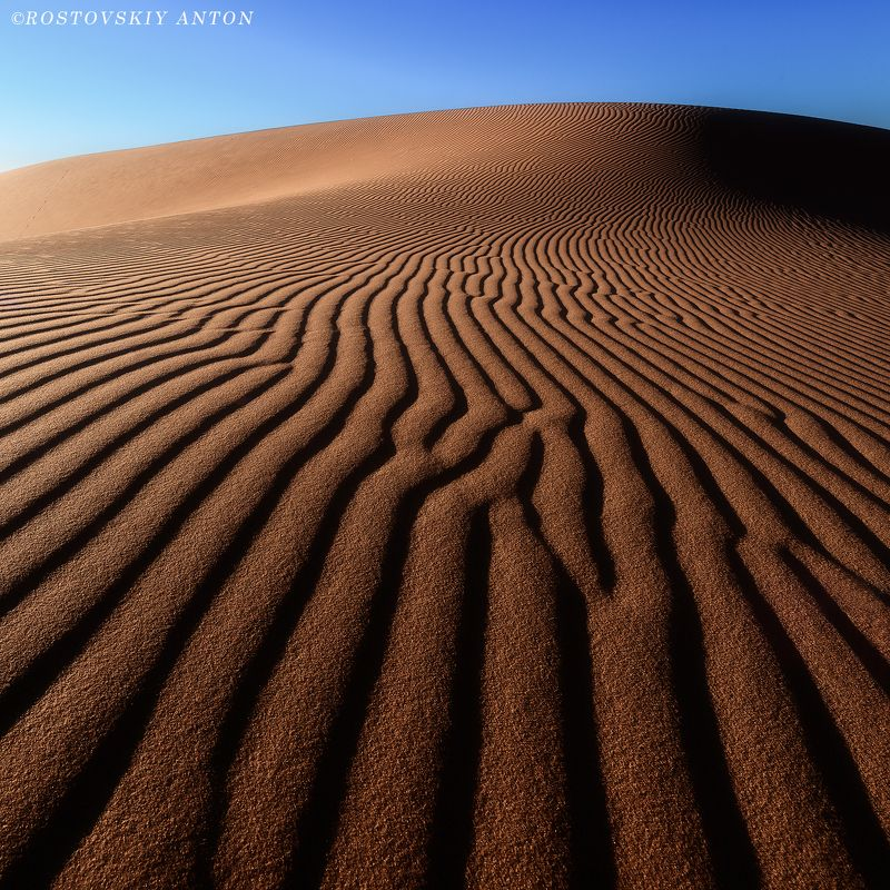 Марокко, фототур, пустыня, бески, дюна, бархан,  Застывшие волны (фототур в Марокко)photo preview