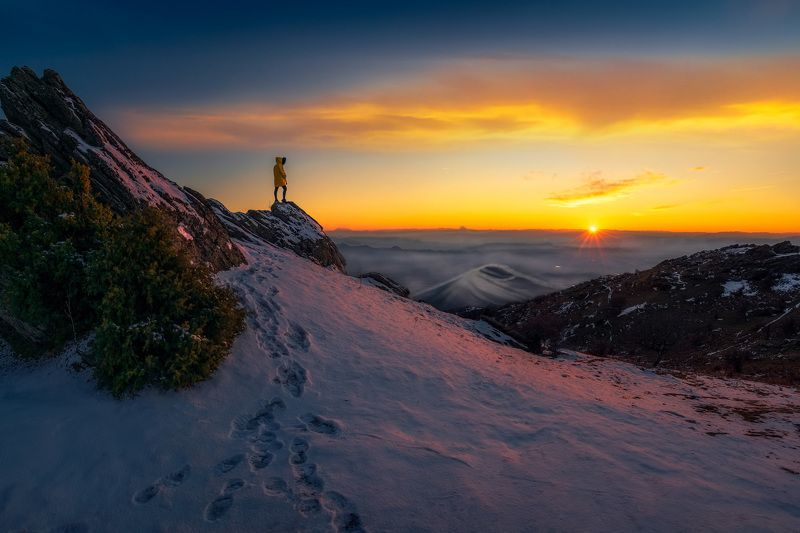 adventure, mountains, landscape, Fearlessphoto preview