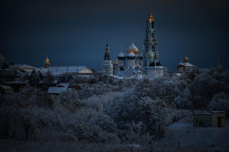 зима Сергиев Посад и ЗИМА2019photo preview
