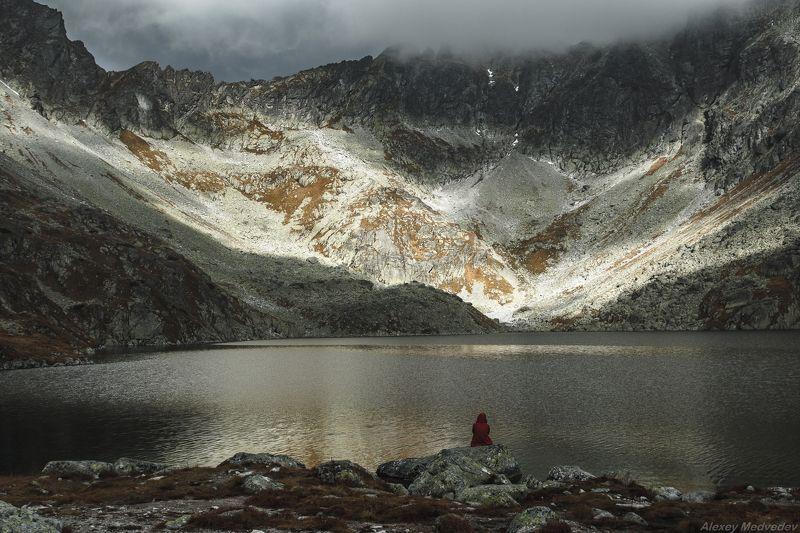 mountains, Словакия, Татры, Slovakia, VysokéTatry, Tatry, tatrywysokie, hightatras, tatrymountains Диалог с величиемphoto preview