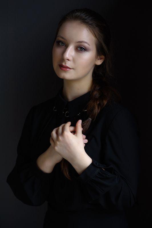 портрет, portrait, nikon, D750 Надяphoto preview