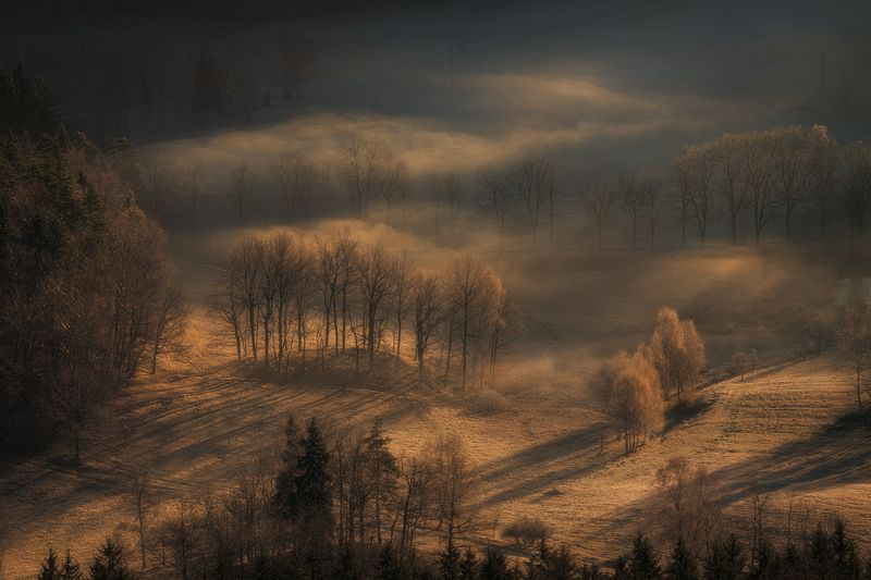 landscape,canon,sunrise,winter When the Night Turns Into Day...photo preview