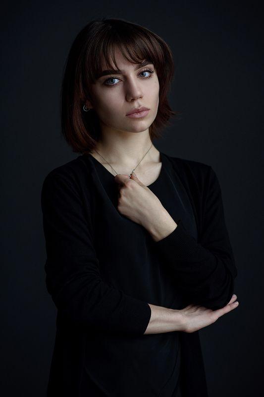 портрет, portrait, Nikon, 85mm Камилаphoto preview