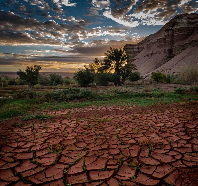 Утро близ Айт-Бен-Хаддуphoto preview