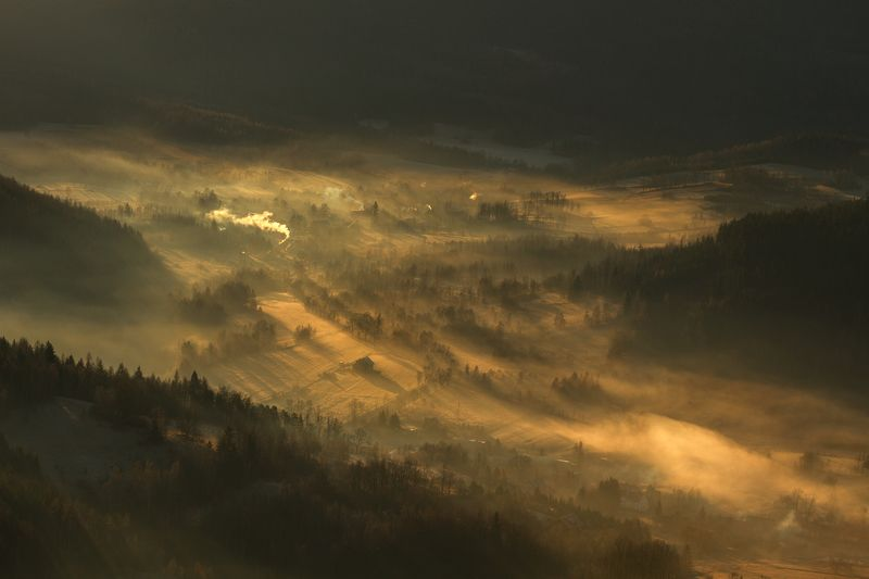 landscape,canon,mist,light,autumn Let\'s Steal the Shadows of the Night!photo preview