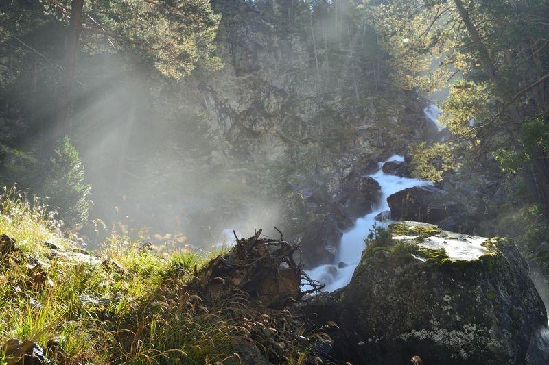 горы лето аксаут Кичи-Тебердаphoto preview