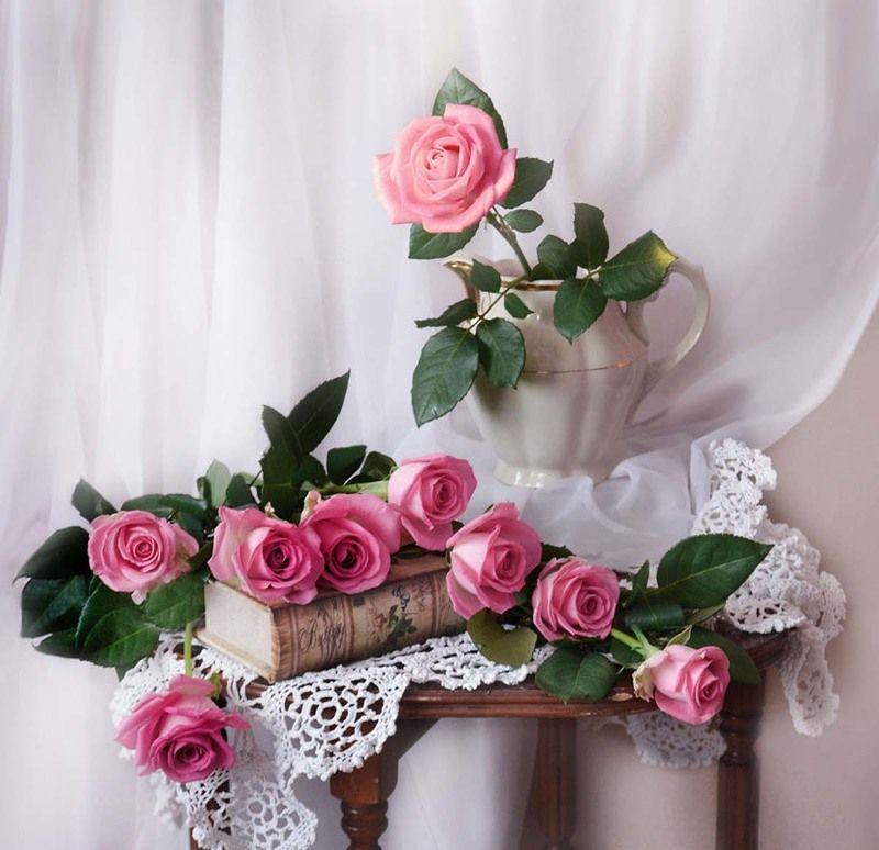 still life,натюрморт,январь, цветы, фото натюрморт, фарфор, праздник, настроение, зима, день рождение ...лепестков прекрасные одежды...photo preview