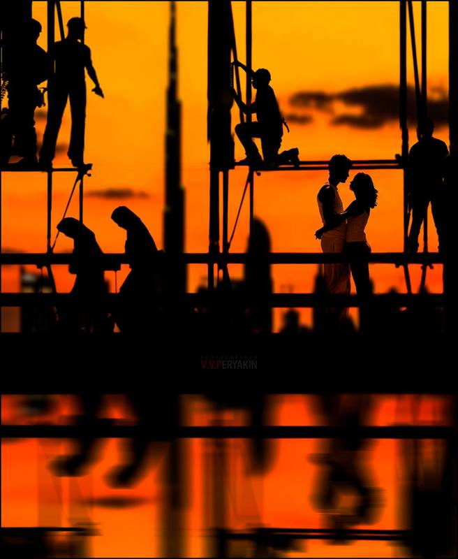 Оранжевый мир любви...photo preview