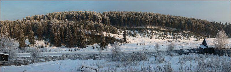 северный, урал, поселок, полуночное РФ. Задворки (p.2)photo preview
