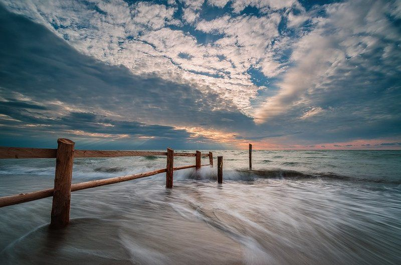 море, балтика, германия Darssphoto preview