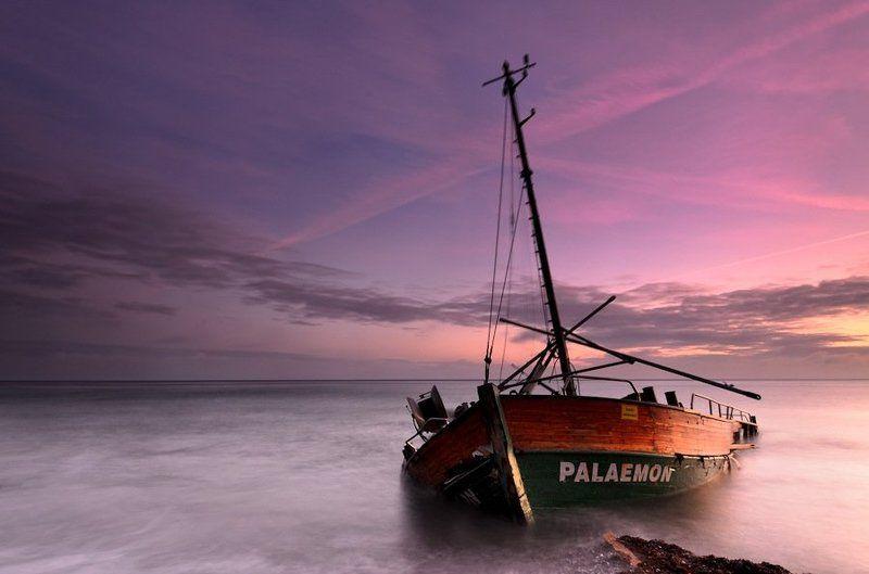 балтика, море, утро, пейзаж PALAEMONphoto preview