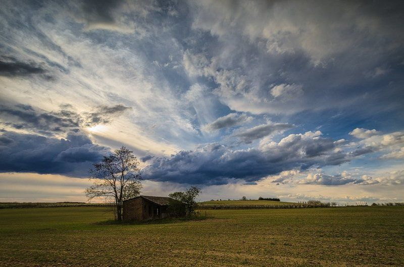 пейзаж, весна, бранденбург Sublimephoto preview
