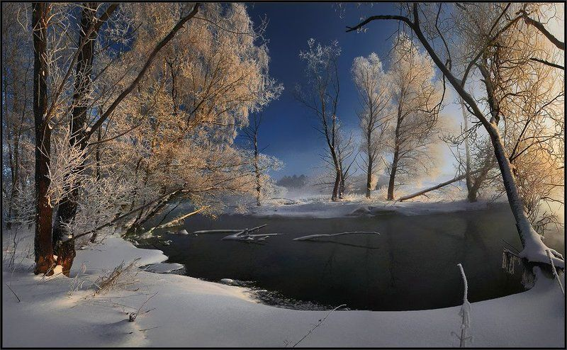 Зимние рассветыphoto preview