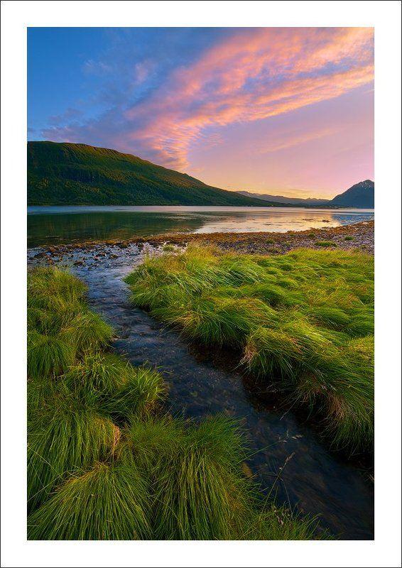 landscape , norway, exposure fusion, В поисках светаphoto preview