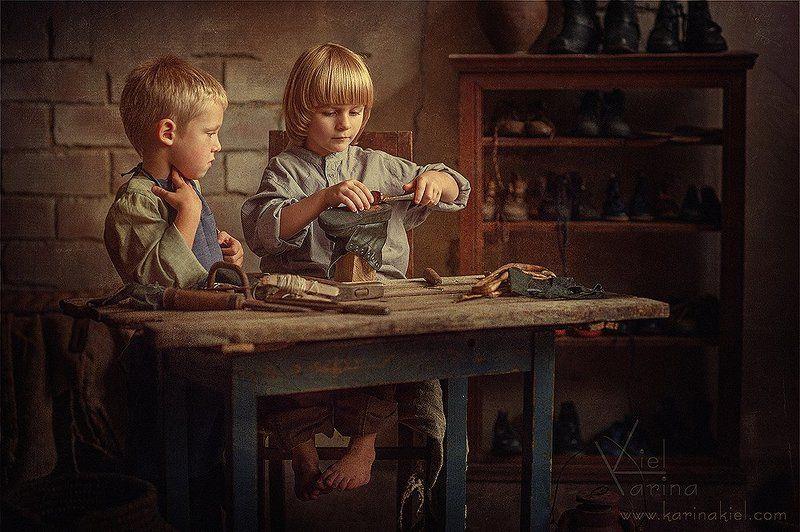 Про маленьких башмачников.photo preview