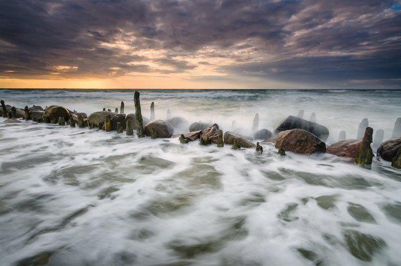 пейзаж, море, балтика Элементыphoto preview