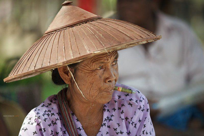мьянма, бирма, озеро инле Мьянма. Лица #4photo preview