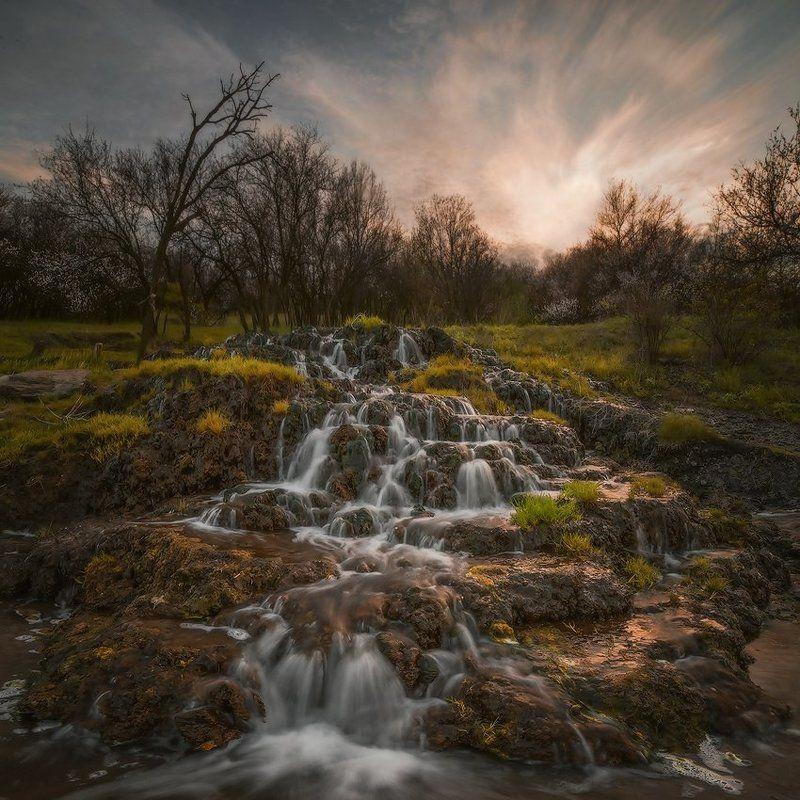 Под холмом звенит ручей...photo preview