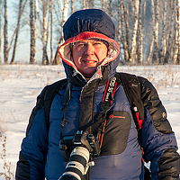 Portrait of a photographer (avatar) Данил Ромодин (Danil Romodin)