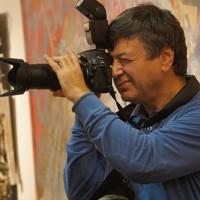 Portrait of a photographer (avatar) VictorOK