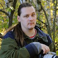 Portrait of a photographer (avatar) Алексей Волков (Alexey Volkov)