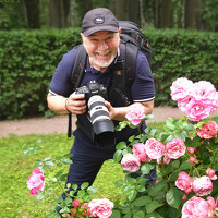 Portrait of a photographer (avatar) Виктор Перякин (Victor Peryakin)