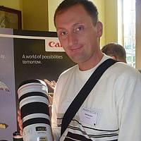 Portrait of a photographer (avatar) Денис Будьков (Denis Budkov)