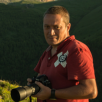 Portrait of a photographer (avatar) ФЁДОР