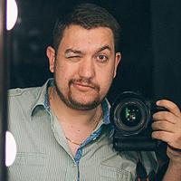 Portrait of a photographer (avatar) Вячеслав Потёмкин (Viacheslav Potemkin)