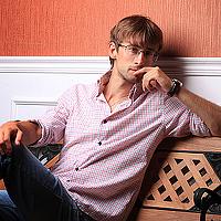 Portrait of a photographer (avatar) vladimirvolkhonsky