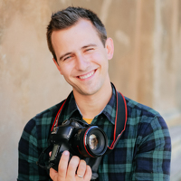 Portrait of a photographer (avatar) oneshchak (artem)