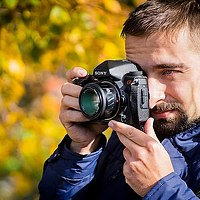 Portrait of a photographer (avatar) Олексiй Бабкiн (Alex Babkin)
