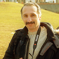 Portrait of a photographer (avatar) Вадим (Vadim Snitko)