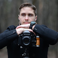 Portrait of a photographer (avatar) fotofotikom