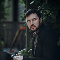 Portrait of a photographer (avatar) МИТЯ НЕВСКИЙ (MITYA NEVSKY)