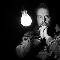Portrait of a photographer (avatar) Дмитрий Багдасарьян