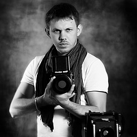 Portrait of a photographer (avatar) Сергей