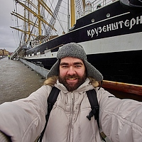Portrait of a photographer (avatar) Конев Сергей (Konev Serg)