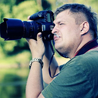 Portrait of a photographer (avatar) Максим Марченко (Maxim Marchenko)