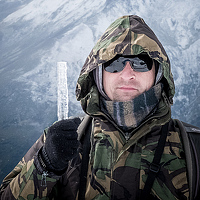 Portrait of a photographer (avatar) Михаил Гапонов (Mikhail Gaponov)