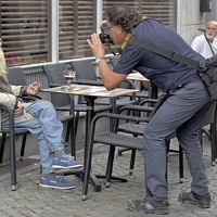 Portrait of a photographer (avatar) Johny Hemelsoen