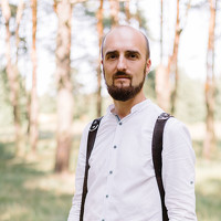 Portrait of a photographer (avatar) Илья Кватюра (Ilya Kvatyura)