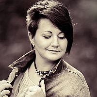 Portrait of a photographer (avatar) Власко Алена