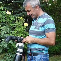 Portrait of a photographer (avatar) Петър Петров (Peter Petrov)