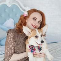 Portrait of a photographer (avatar) Есаулова Анастасия (Esaulova Anastasiya)